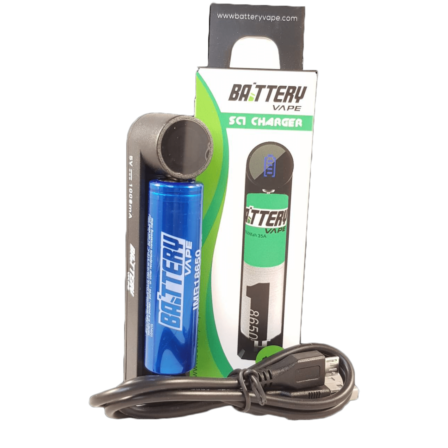 Ecig Battery Charger