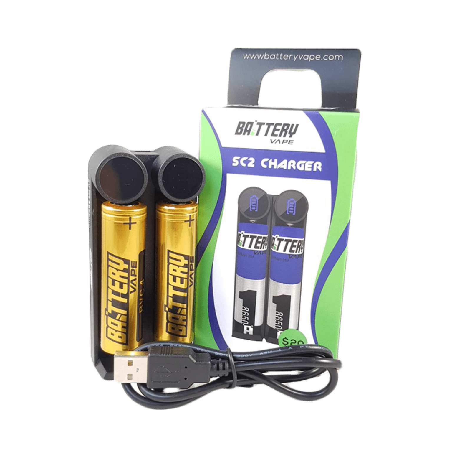 Battery Vape Chargers